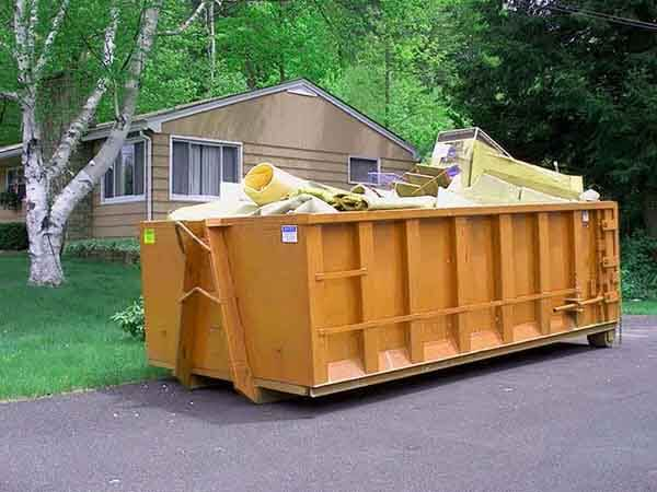 Get Cheap Container Roll Off Dumpster Rental Service